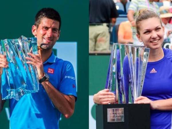 Berita Tenis: Rekor Petenis Tercepat Dunia Dipegang Djokovic dan Simona Halep