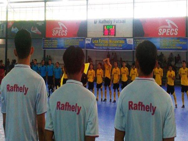 Berita Futsal: Rafhely FC Siap Bertarung di Babak 34 Besar LFN 2016