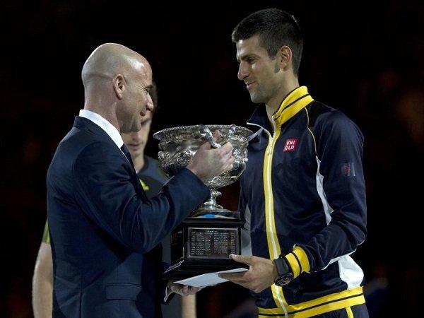 Berita Tenis: Andre Agassi Percaya Novak Djokovic Akan Atasi Masalahnya Dan Kembali Ke Puncak