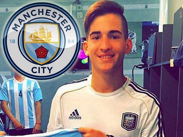 Berita Liga Inggris: Manchester City Tetap Gaet Benjamin Garre Meski Dituntut Mantan Klubnya
