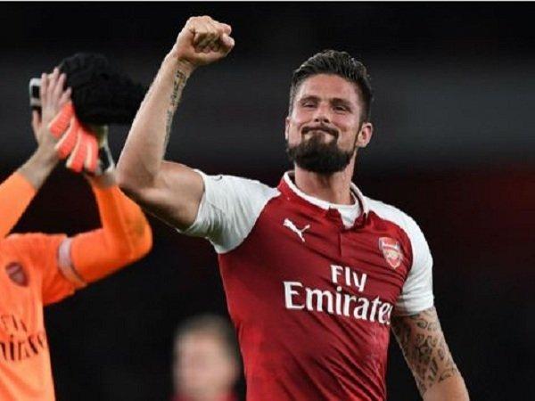 Berita Liga Inggris: Jadi Pahlawan Arsenal, Olivier Giroud Buka Suara Soal Masa Depan