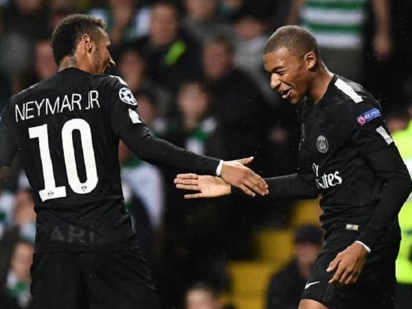 PSG Petik Kemenangan Sempurna 5-0 Atas Celtic Di Laga Pertama Liga Champions