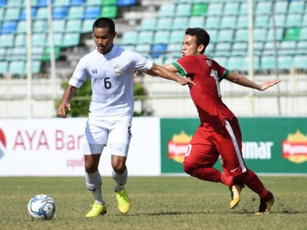 Match Highlight: Indonesia 0 (2) - 0 (3) Thailand, 10 Orang Garuda Muda Digugurkan Lewat Adu Penalti
