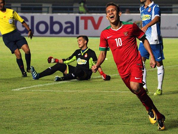 Egy Maulana Vikri Kaget Timnas U19 Mampu Menang 7-1 Atas Myanmar