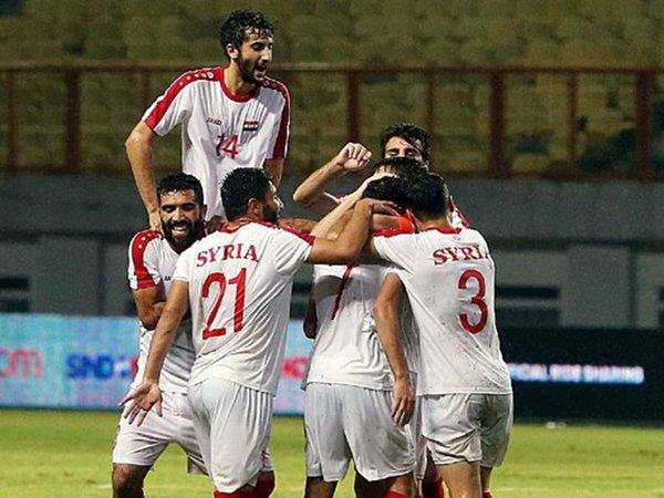 Pelatih Suriah Sebut Timnas U23 Sempat Sulitkan Pasukannya