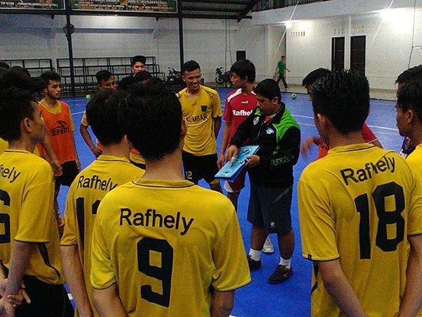 Rafhely FC Susah Payah Taklukkan Naga Pala Aceh
