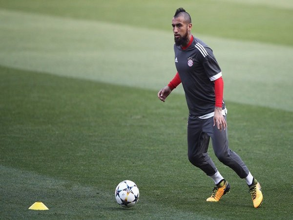Liverpool Ramaikan Perburuan Bintang Bayern Munich, Arturo Vidal