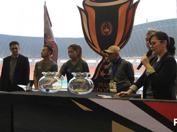 Hasil Drawing Lengkap Piala Indonesia, Persibo vs MU di Laga Pembuka