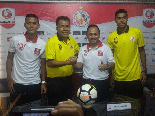 Semen Padang vs Persika Karawang, Kedua Tim Incar Puncak Klasemen