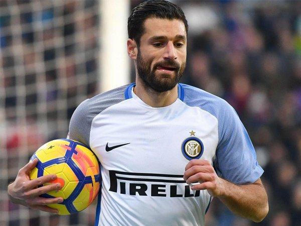 Minim Kontribusi, Antonio Candreva Justru Segera Perpanjang Masa Bakti di Inter Milan