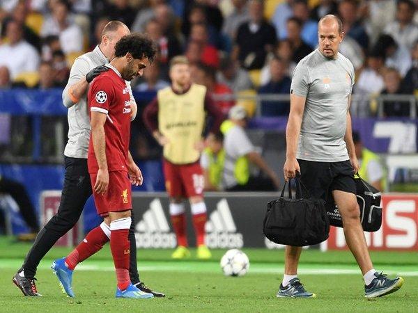 Cedera Bahu di Final UCL, Menjadi Momen Teburuk Mohamed Salah