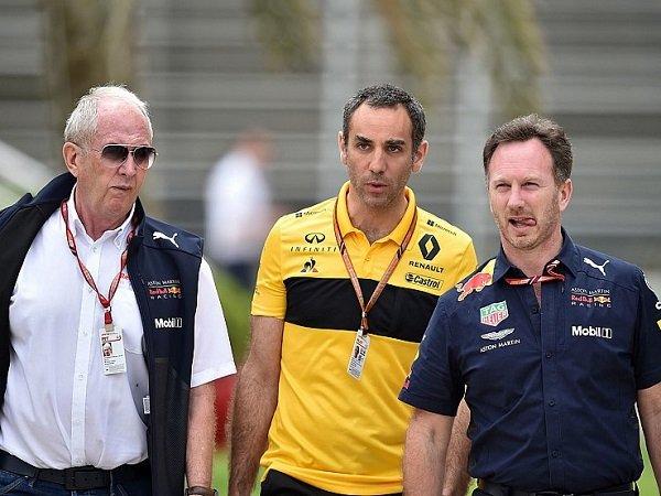 Digantung Red Bull, Renault Mulai Kehilangan Kesabaran
