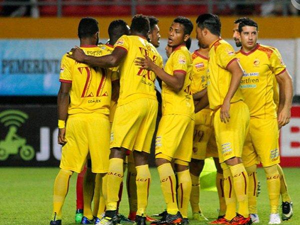 Sriwijaya FC Yakin Akhiri Putaran Pertama Liga 1 di Posisi Kedua