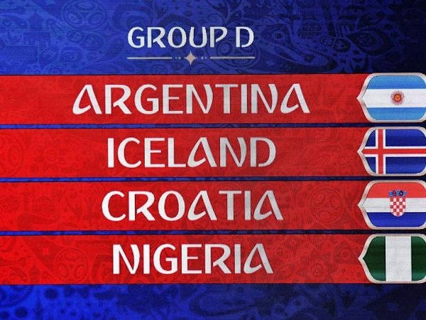Preview Grup D Piala Dunia 2018: Argentina, Islandia, Kroasia, Nigeria
