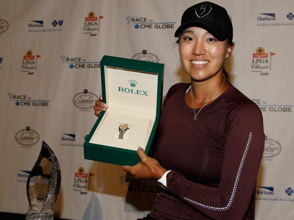 Lompatan Fantastis Annie Park di LPGA Tour