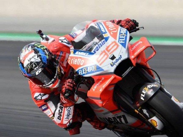 Hasil FP2 MotoGP Catalunya: Lorenzo Tercepat, Marquez Terjatuh