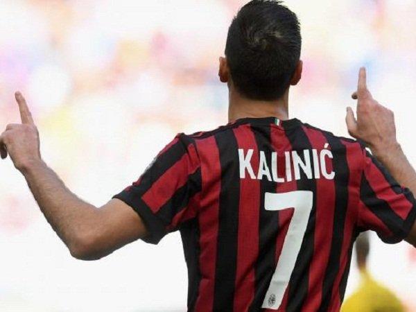 Performa di Piala Dunia Bakal Tentukan Masa Depan Kalinic Bersama Milan