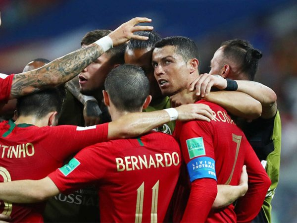 Bernardo Silva Sebut Portugal Bukan Favorit Juara Piala Dunia 2018