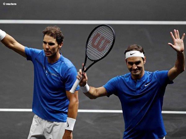Menurut Rafael Nadal, Ia Miliki Hubungan Fantastik Dengan Roger Federer