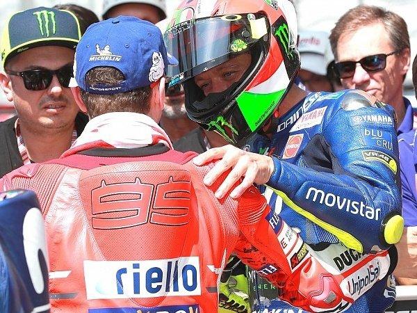 Rossi: Jorge Lorenzo Berpeluang Juara Dunia Musim Ini