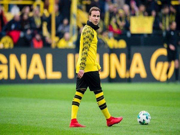 Tottenham Pantau Situasi Bintang Borussia Dortmund