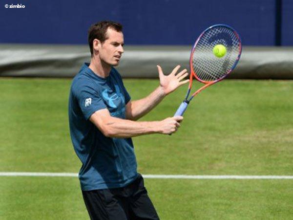 Andy Murray Siap Kembali Beraksi Di Queen`s Club