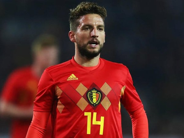Dries Mertens Klaim Belgia Salah Satu Unggulan di Piala Dunia