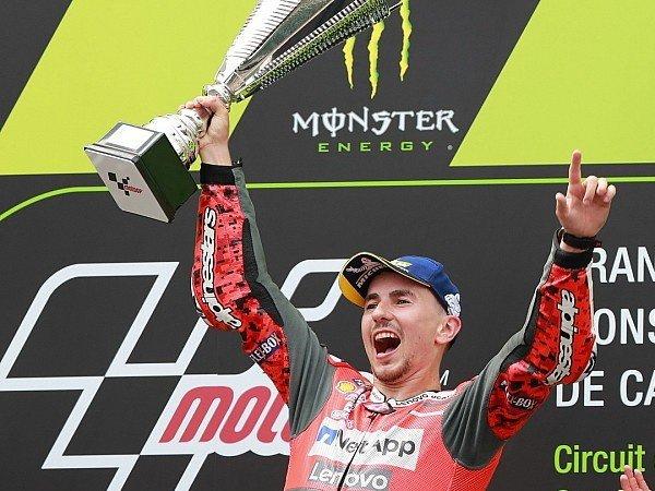 Ducati Tahu Lorenzo Akan Kembali Raih Kemenangan
