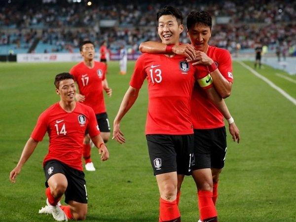 Korea Selatan Tukar Nomor Punggung Pemain Demi Bingungkan Swedia