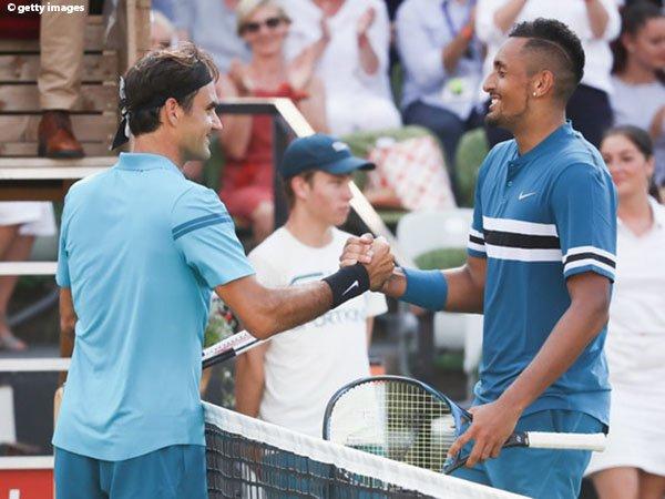 Melaju Ke Final Di Stuttgart, Roger Federer Dipastikan Kembali Huni Peringkat 1 Dunia