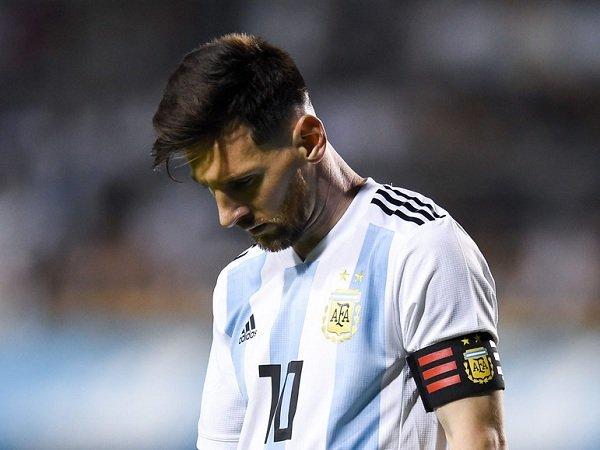 Xavi Tegaskan Messi Tak Perlukan Trofi Piala Dunia untuk Buktikan Diri