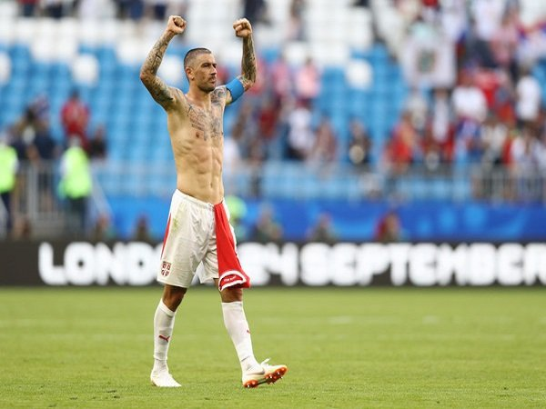 Aleksandar Kolarov Selalu Percaya Dapat Buat Perbedaan Bagi Serbia