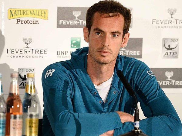 Andy Murray Rindu Untuk Bermain Dan Berkompetisi