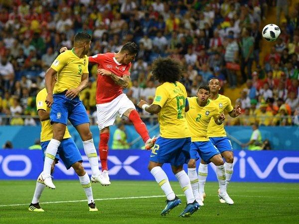 Brasil Gagal Menang, Tite Nilai Ada Pelanggaran di Gol Penyeimbang Swiss