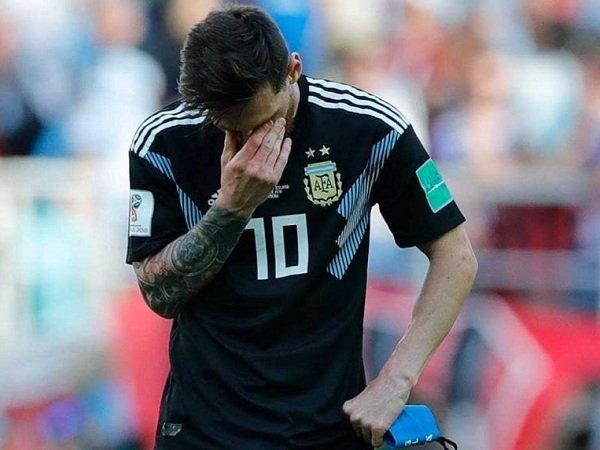 Diego Maradona Beri Pembelaan untuk Lionel Messi Soal Kegagalan Penaltinya