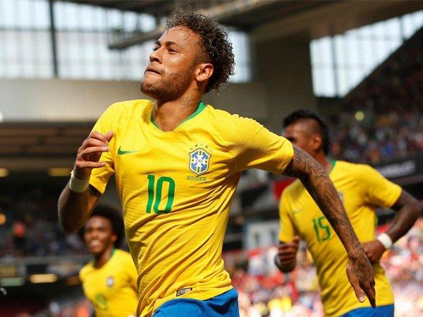 Rivaldo: Brasil Gagal Andai Tak Berhasil Jadi Juara Piala Dunia 2018