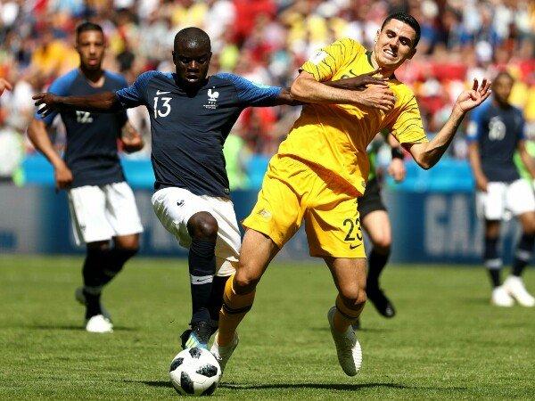 Wenger Klaim N'Golo Kante sebagai Salah Satu Gelandang Paling Berpengaruh