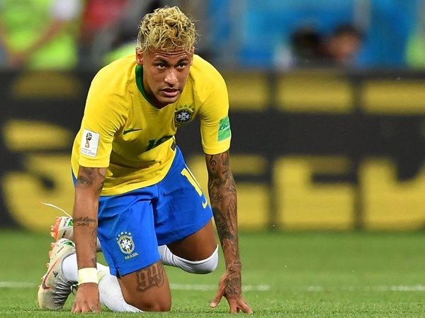 Dianggap Lakukan Pembiaran, Neymar Sindir Kinerja Wasit di Piala Dunia 2018