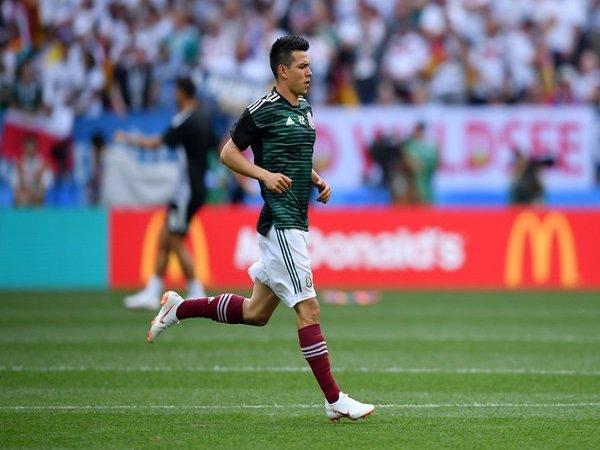 Juan Carlos Osorio Dukung Hirving Lozano Berkarier di Premier League