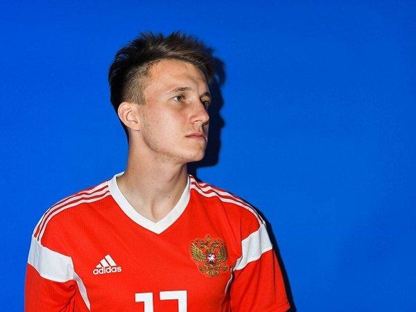 Juventus Ajukan Tawaran Pertama kepada CSKA untuk Golovin