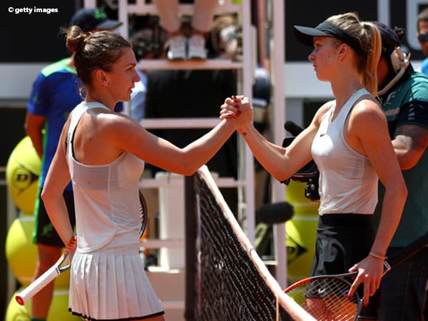 Kemenangan Simona Halep Di French Open Jadi Inspirasi, Ungkap Elina Svitolina
