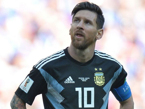 Lionel Messi Kecam Strategi Super Bertahan Timnas Islandia