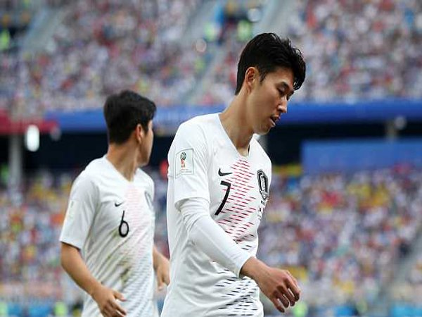 Son Salahkan Diri atas Tumbangnya Korea Selatan di Laga Perdana vs Swedia