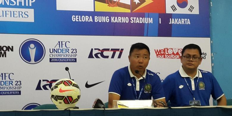 Pelatih Brunei Ng Heng Seng: Gol Indonesia Karena Keberuntungan