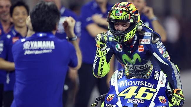 Rossi Berpeluang Besar Raih Rekor 6.000 Point Di MotoGP Ceko 2018! Mampukah Dia Melakukannya?