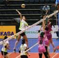 Berita Voli Nasional: Meski Kalah, Tim Putri Jakarta Elektrik PLN Tetap Lolos Ke Grand Final Proliga 2016