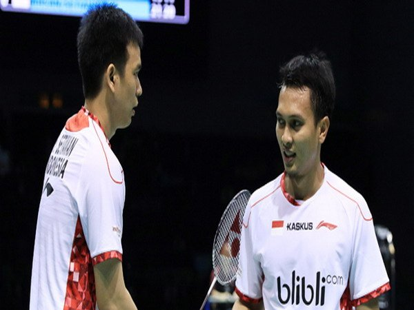 Berita Badminton: Ini Penyemangat Tim yang Bikin Hendra-Ahsan kembali Garang
