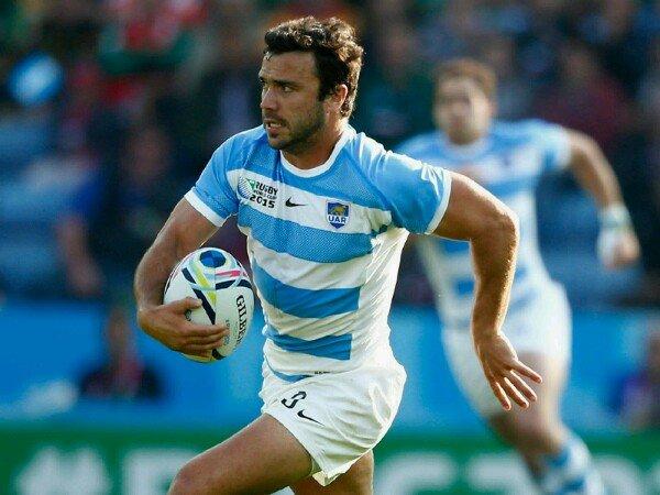 Berita Rugby: Tomas Lavanini Terkena Suspensi Dua Minggu