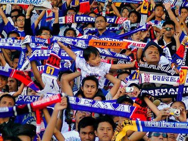 Berita Sepakbola Suporter Terbesar Paling Fanatik Di Indone