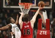 Berita Basket: Pau Gasol Tinggalkan Chicago Bulls Menuju San Antonio Spurs